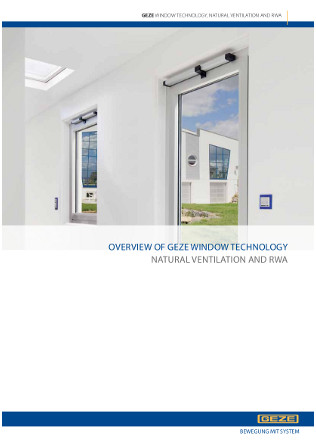 Overview of Window Technology Brochure