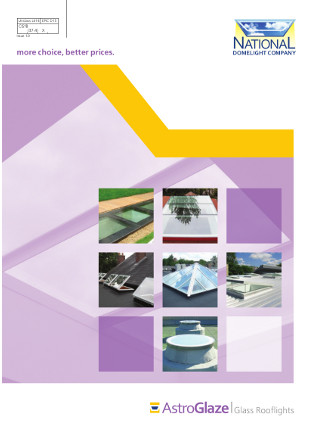 AstroGlaze Glass Rooflights Brochure