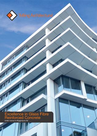 'GRC' facades Brochure