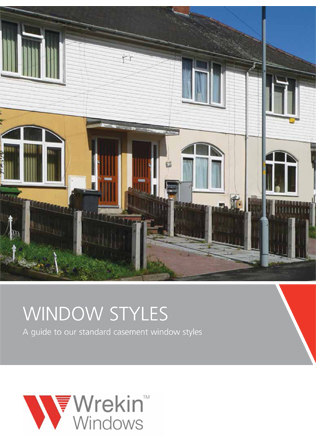 Window Styles Brochure
