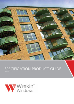 Specification Product Guide Brochure