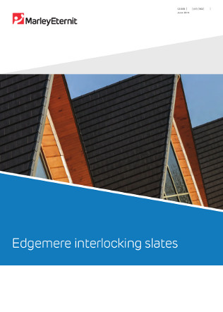Edgemere Interlocking Slates Brochure
