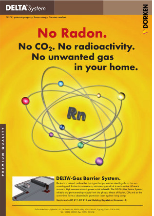 DELTA®-Gas Barrier System Brochure