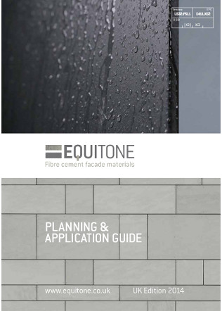 EQUITONE Planning and Application Guide Brochure