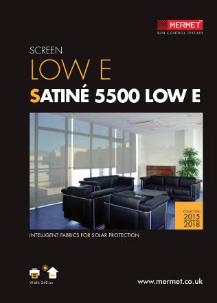 Screen Low E Brochure