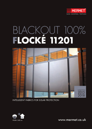 Mermet BLACKOUT collection 2015 Brochure