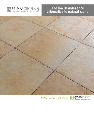 PrimaPorcelain Tiles & Paving Brochure