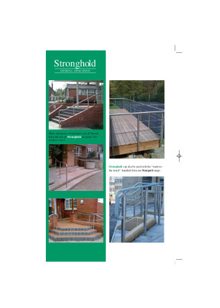 Stronghold Internal applications Brochure