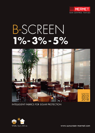 B-SCREEN 1% - 3% - 5% Brochure