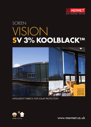 SCREEN VISION SV 3% KOOLBLACKTM Brochure