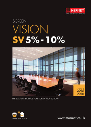 SCREEN VISION SV 5% - 10% Brochure
