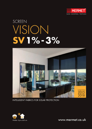 SCREEN VISION SV 1% - 3% Brochure