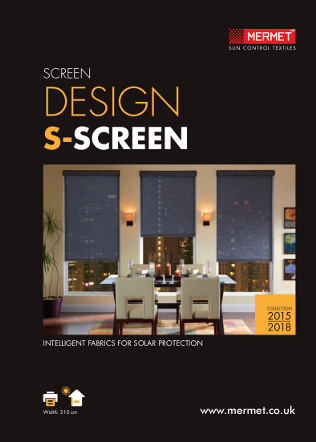 SCREEN DESIGN S-SCREEN Brochure