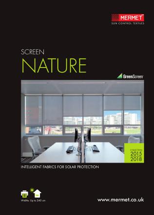 Screen Nature Brochure