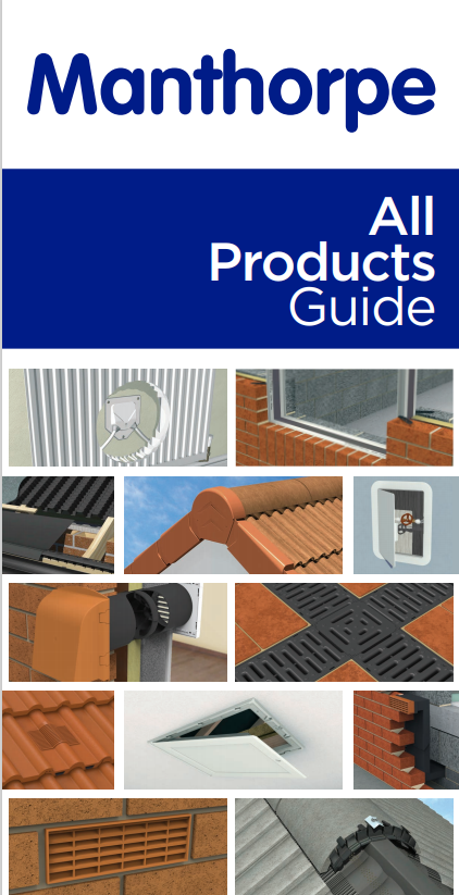 Manthorpe All Products Guide Brochure