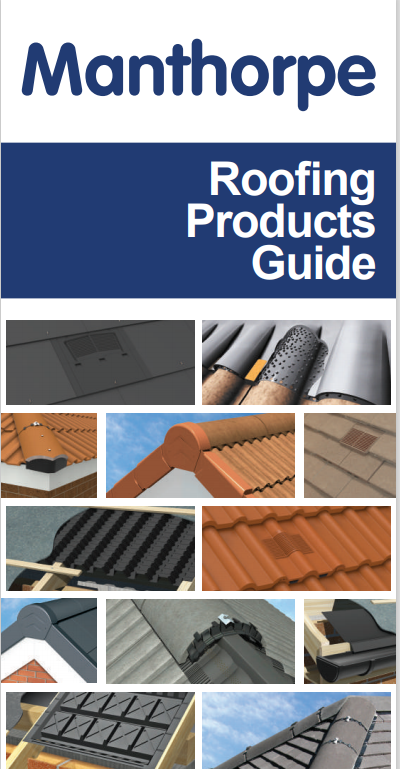 Manthorpe Roofing Products Guide Brochure