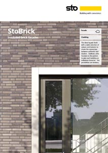 StoBrick - Insulated Brick Facades Brochure