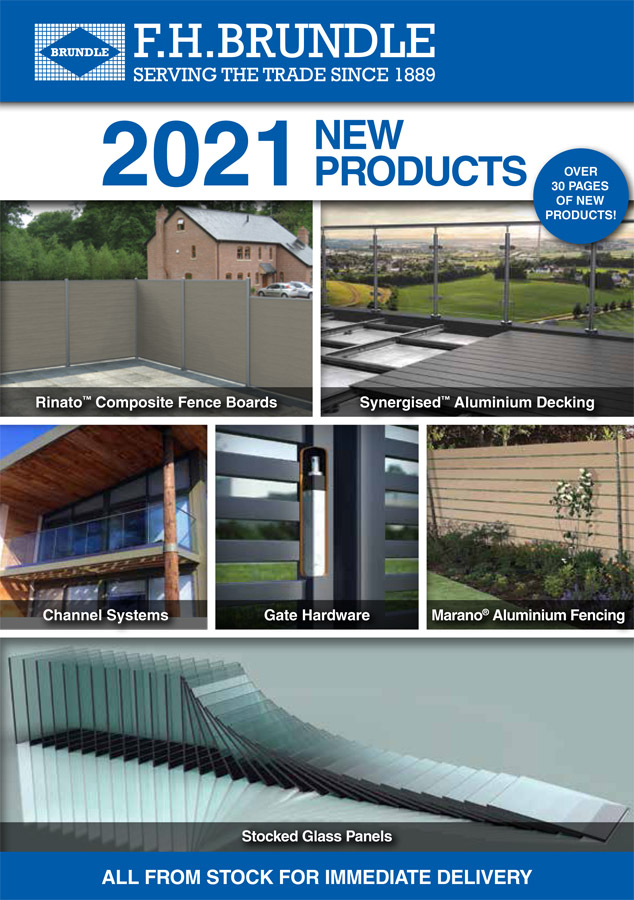 New Products 2021 Brochure