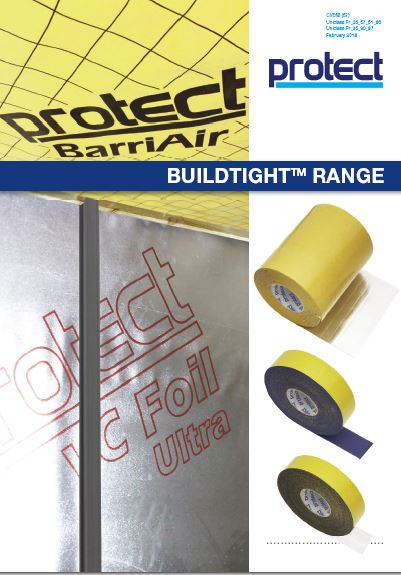 BuildTight Range Brochure