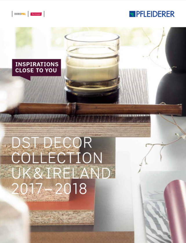 DST Decor Collection   UK & Ireland 2017 – 2018 Brochure