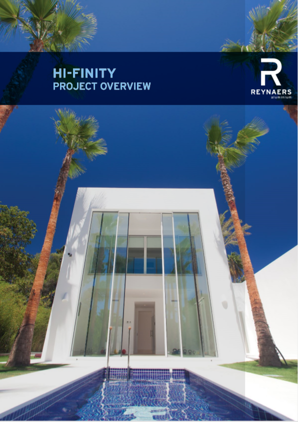 Hi-Infinity Project Overview Brochure