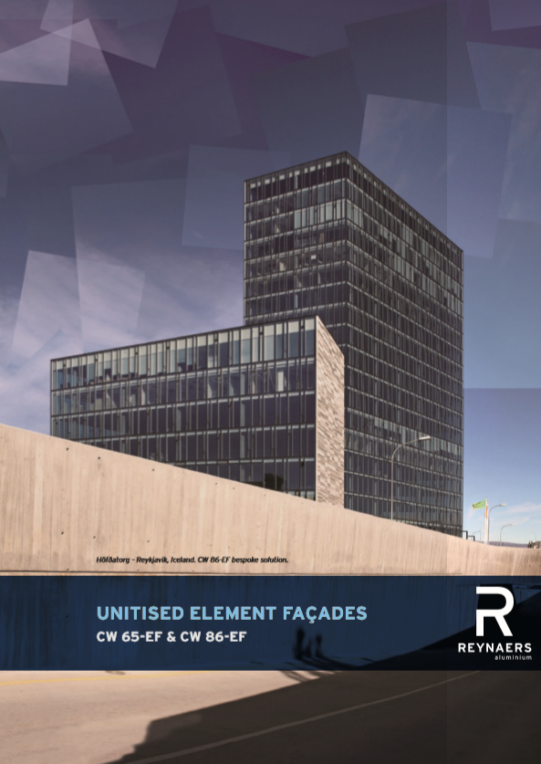 Unitised Element Facades  Brochure