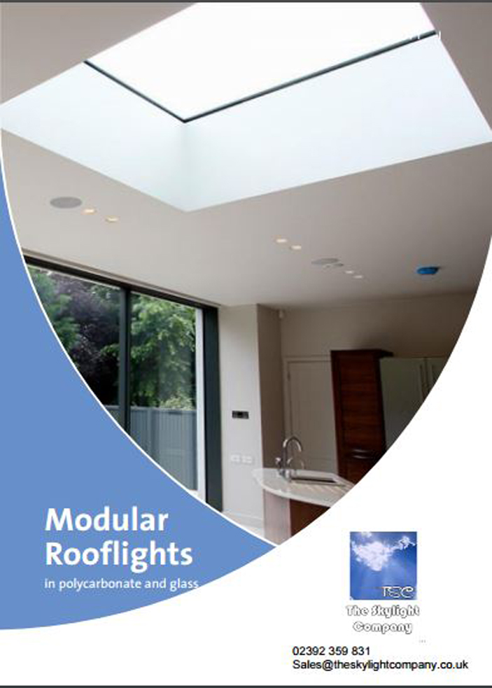 Modular Rooflights Brochure