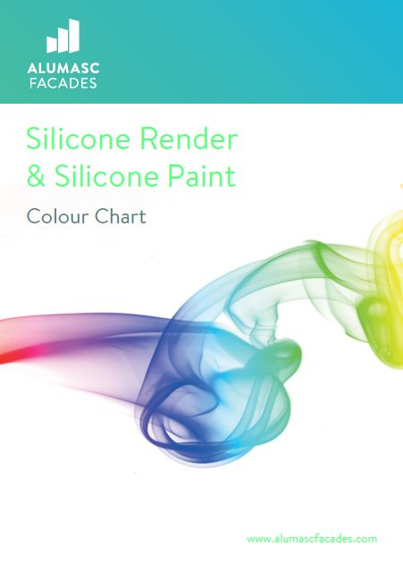 Silicone Render & Silicone Paint Colour Chart  Brochure