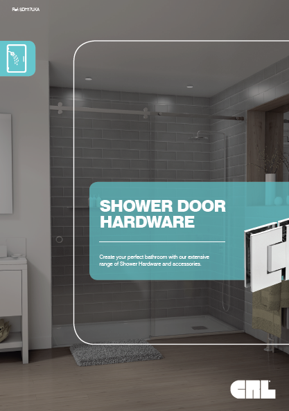 Shower Door Hardware Brochure