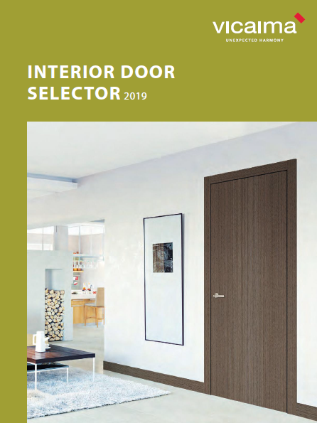 Interior Door Selector- Vicaima Brochure