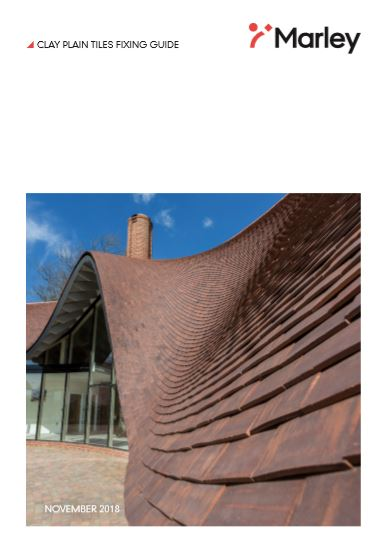 Clay Plain Tiles Fixing Guide Brochure