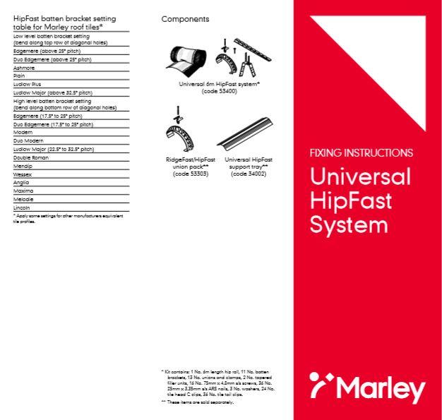 Universal HipFast System Brochure