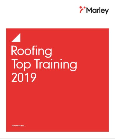 Roofing Top Training 2019 Brochure
