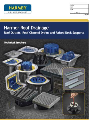 Harmer Roof Drainage Brochure