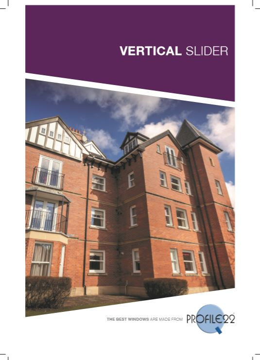 Vertical Sliding Windows Brochure