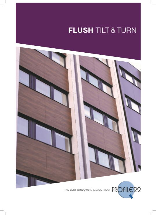 Flush Tilt-Turn  Brochure