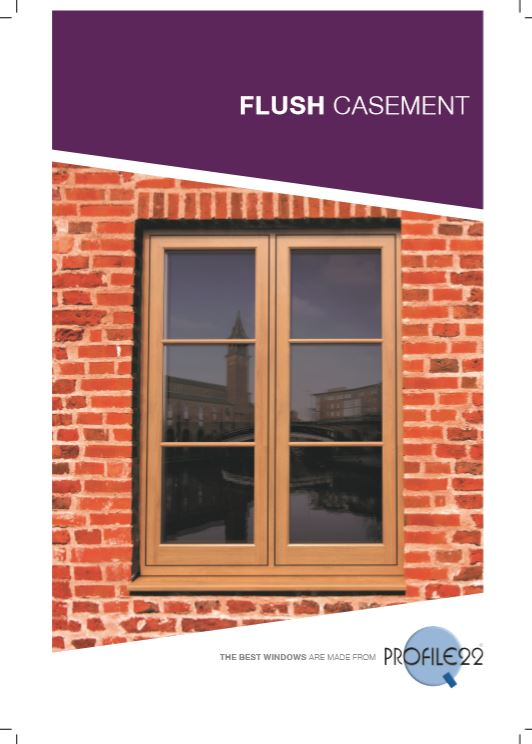 Flush Casement Brochure