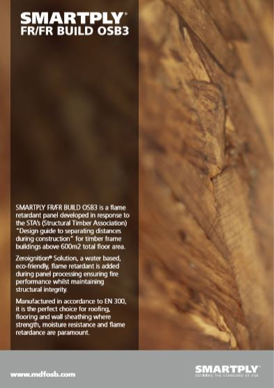SMARTPLY FR/FR BUILD OSB3 Brochure