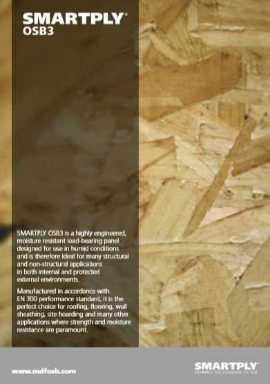 SMARTPLY OSB3 Brochure