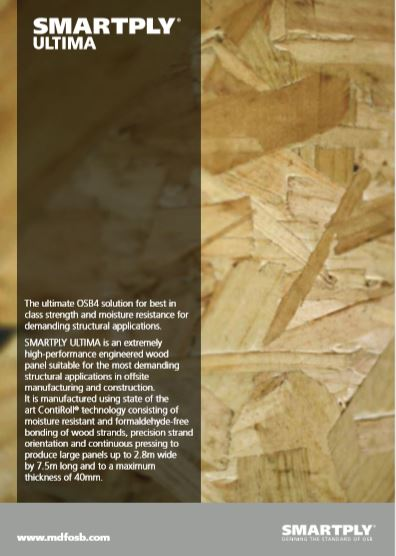 SMARTPLY ULTIMA Brochure