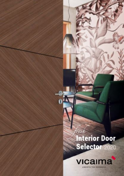 Interior Door Selector - Vicaima Brochure