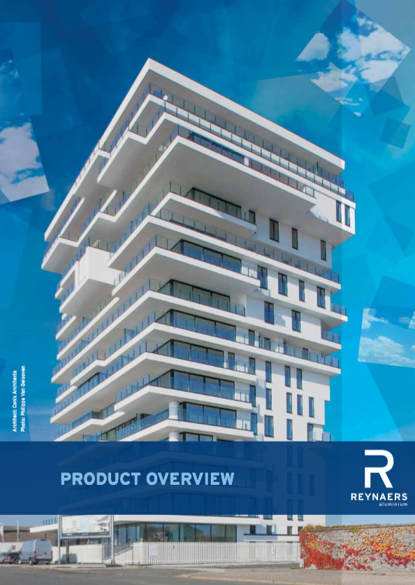 Product Overview Reynaers  Brochure