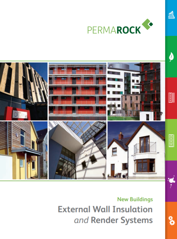 External Wall Insulation and Render Systems Brochure