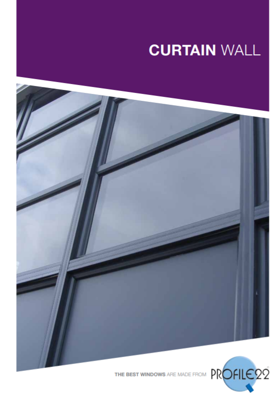 Curtain walling  Brochure