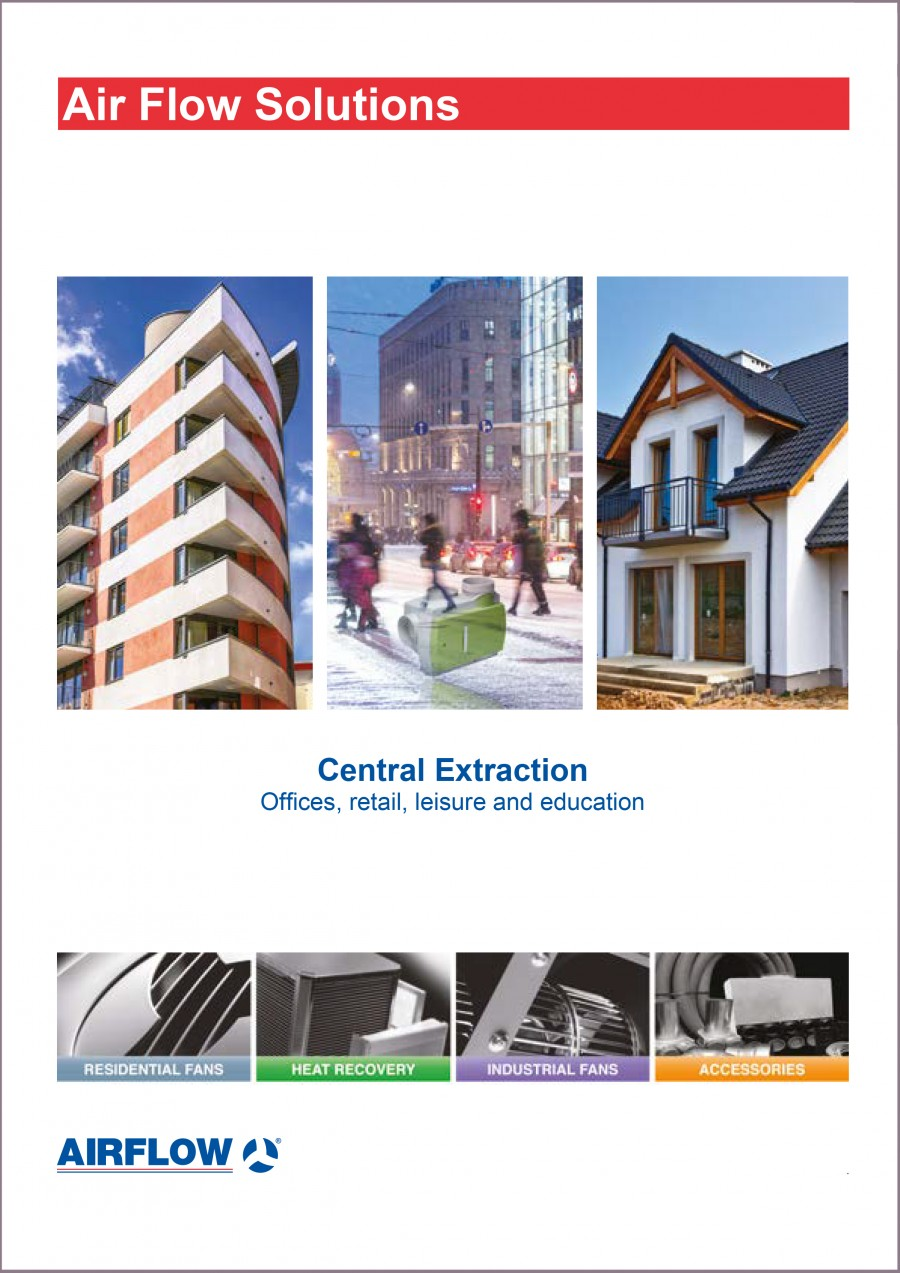 Central Extraction Brochure Brochure