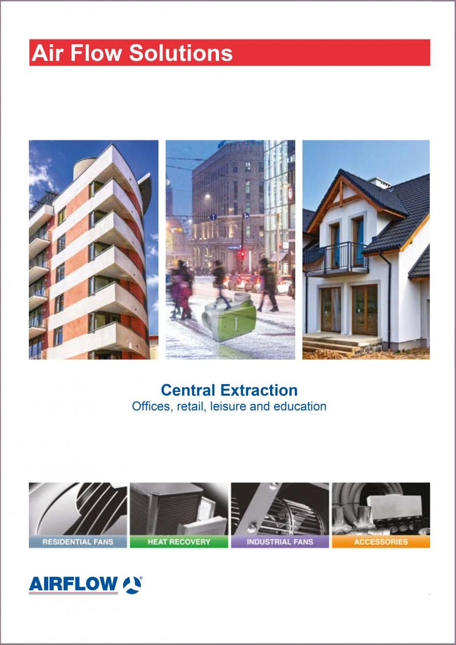 Central Extraction Brochure Brochure
