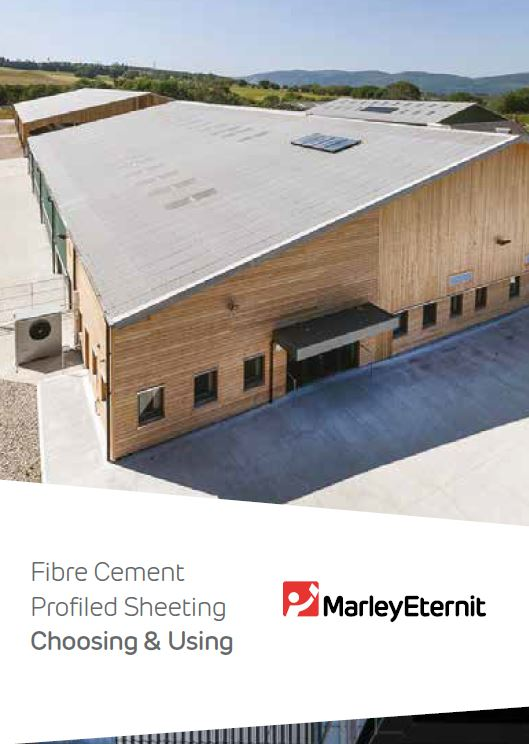 Fibre Cement Profiled Sheeting Choosing & Using Brochure