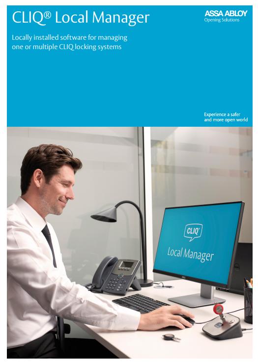 CLIQ® Local Manager Brochure