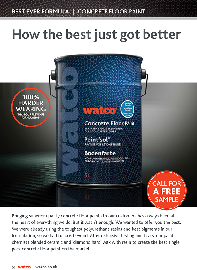 Watco UK Limited | Specification Online