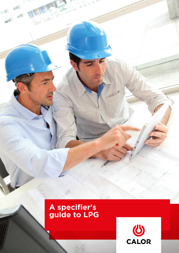 A specifier's guide to LPG Brochure